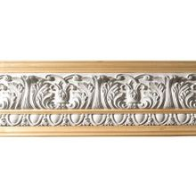 6-1/2in H x 1in Proj | Unfinished Polymer Resin | 430-C Series | Frieze Moulding | 5ft Long
