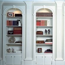 Library System by Orac Decor