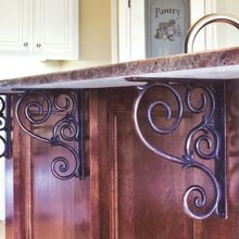 Cast Iron Countertop Support Brackets