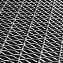 3ft x 4ft Single Crimp | Round Wire | Stainless Steel Wire Mesh Sheet