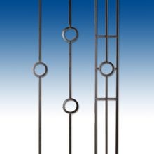 Regal Collection: Square Plain Bar Balusters