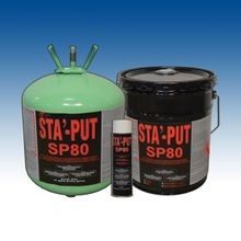 Stay-Put Adhesives