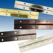 Continuous Steel Piano Hinge