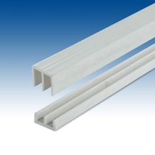 Plastic Sliding Door Track for Light Weight Doors