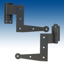 Heavy Duty L-Type Shutter Hinges