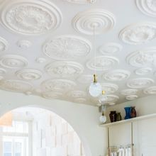 Ceiling Medallions by Orac Decor