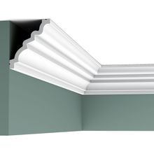 Orac Decor | High Density Polyurethane | Crown Moulding | Primed White | C326 Series