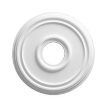Focal Point | 15-7/8in | Primed White Polyurethane | Smooth Ceiling Medallion