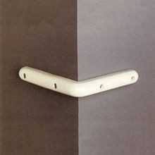 Wall Guards: Molded Corner Bumper