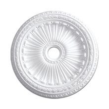 35-3/16in Dia | Primed White Polyurethane | Decorative Ceiling Medallion