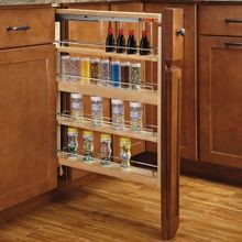 Soft Closing Base Cabinet Fillers