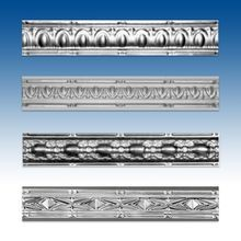 Decorative Stamped Steel Cornice