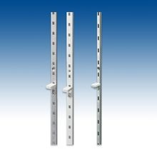 Stainless Steel Slotted Standards