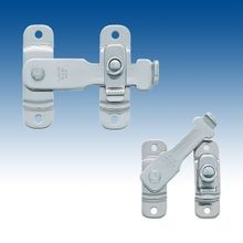 Spring Loaded Bar Latch