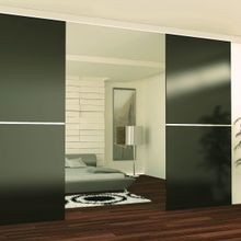 Top Sliding Closet and Partition Systems (Pages I9e-I9j)