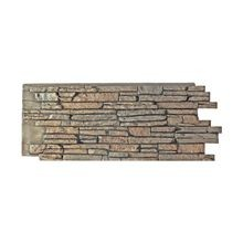 Polyurethane Rockwall Faux Stone Panel