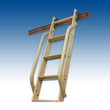 Unassembled Staingrade Ladders