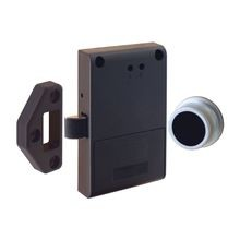 Knob Style RFID Function Concealed Digital Lock for Cabinets