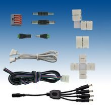 LED Connectors, Cables and Accessories