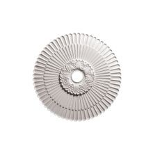 Focal Point | 29-5/8in Dia | Primed White Polyurethane | Decorative Ceiling Medallion