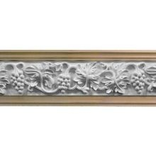 1in Proj | Unfinished Polymer Resin | Frieze Moulding | 5ft Long | Style 42-40E
