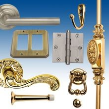 Omnia Hardware Door Hardware Collection