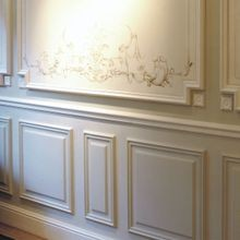 Raised Panels and Wainscoting by Orac Decor