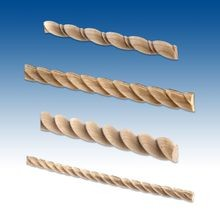 Rope Accent Mouldings (M-8-M-9)