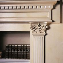Pilasters, Capitals and Plinths