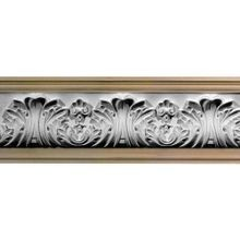 1in Proj | Unfinished Polymer Resin | Frieze Moulding | 5ft Long | Style 42-40B