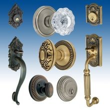 Grandeur by Nostalgic Door Hardware Collection