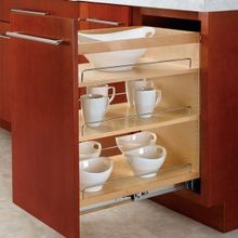 Wall and Base Pull Out Organizers