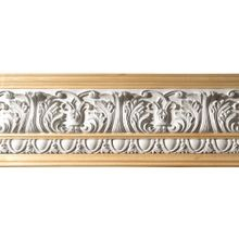 10in H x 1-1/2in Proj | Unfinished Polymer Resin | 480-C Series | Frieze Moulding | 5ft Long