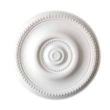 20-1/2in Dia | Primed White Polyurethane | Decorative Ceiling Medallion