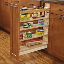 Soft Closing Base Pull-Out Organizers