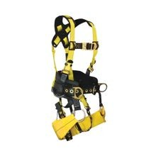 JOURNEYMAN FLEX STEEL HARNESS - MEDIUM