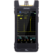 SiteHawk Antenna and Cable Analyzer, 1 MHz - 6 GHz