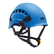VERTEX VENTED HELMET - BLUE