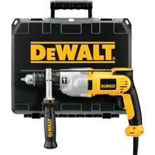 DEWALT 1/2 IN. 2 SPEED PISTOL HAMMERDRILL KIT