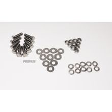 3/8 IN. X 1-1/4 IN. STAINLESS STEEL HARDWARE KIT