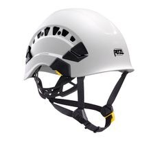 VERTEX VENTED HELMET - WHITE