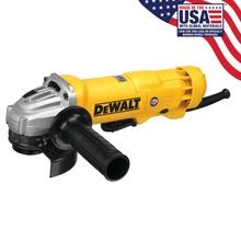DEWALT 4-1/2 IN. SMALL ANGLE GRINDER, CORDED