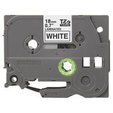 Brother TZe-241 P-Touch Label Tape, 3/4 in. Black on White