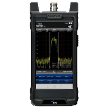 SIGNALHAWK, SPECTRUM ANALYZER, Frequency range 9KHz-6GH
