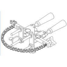 VERTICAL CHAIN CLAMP WITH HANDLE