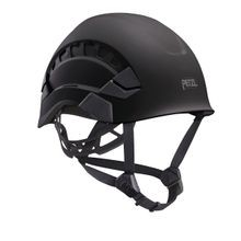 VERTEX VENTED HELMET - BLACK