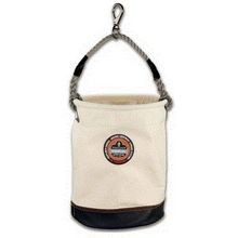 ARSENAL LG LEATHER BUCKET SWIVEL
