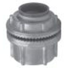 2 in. Myers Scru-tite Hub, Zinc Finish