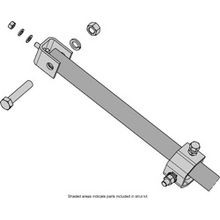 4/6FT INNER SIDE STRUT KIT