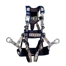 DBI-SALA® ExoFit STRATA™ Tower Climbing Harness WITH TONGUE BUCKLE LEG STRAPS - SMALL